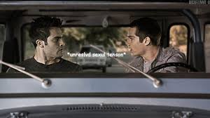 Teen Wolf Meme - i edit what i want teen wolf gif find share on giphy