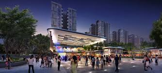 Northpark Residences Floor Plan by North Park Residences Largest Integrated Development In Yishun