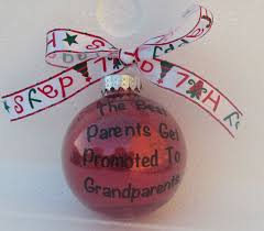 ready to ship in 24 hours grandparents ornament new