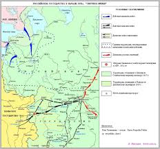 russia map before partition historical maps of russia
