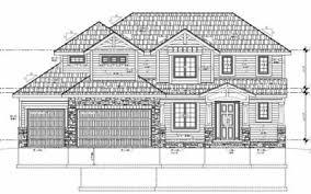 2 story homes thomas david builders