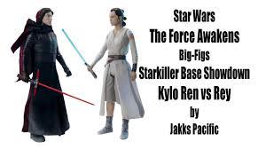 starkiller base star wars the force awakens wallpapers jakks pacific big figs star wars starkiller base showdown 18