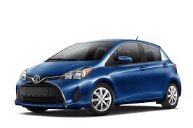 toyota yaris or ford 2017 toyota yaris hatchback ny daily