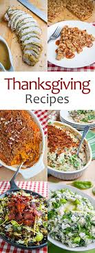 50 thanksgiving recipes on closet cooking