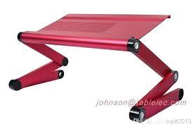 Laptop Desk With Led Light Foldable Desk Bethebridge Co