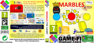 marbles the game game fi diamond award cover by maxiandrew on