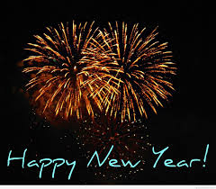 happy new year backdrop fireworks wallpaper happy new year background hd