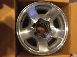 lexus lx450 wheels for sale 4 lx450 rims with centercaps 1 lc rim 80 series