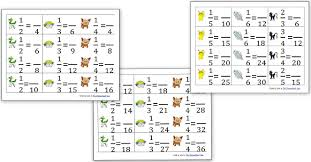 multiplication practice sheets 3s through 6s pokemon theme and