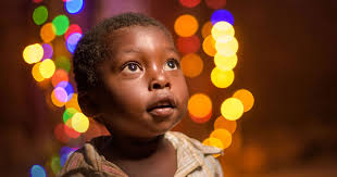 African Kid Meme Clean Water - sponsor a child world vision