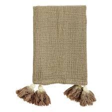 serviette de bain bio serviette de toilette en coton 60x90 cm ficelle madam stoltz