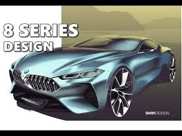 bmw 8 series concept design sketches youtube