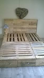 Build Your Own Platform Bed With Headboard by Diy Reclaimed Wood Platform Bed Wood Platform Bed Platform Beds