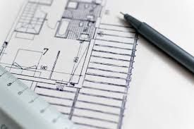 architecture drawing ruler pen free stock photo negativespace