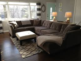 Sofas That Recline Popular Elliot Sectional Sofa 73 About Remodel Sectional Sofas