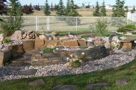 Waterfall In Backyard How To Build A Backyard Waterfall Tips