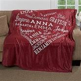 personalized wedding blankets personalized blankets personalizationmall