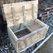 Wood Toy Chest Designs by 7 Best Chest Designs Images On Pinterest Pallet Chest Pallet