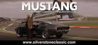 steve mcqueen mustang commercial the silverstone uk 50th mustang event bullitt commercial imboc