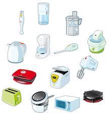 appareil menager cuisine grande collecte des petits appareils électriques sisto