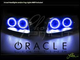 Automotive Led Lights Bulbs by 04 06 Pontiac Gto Led Dual Color Halo Rings Head Fog Lights Bulbs