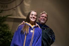 graduation medallion honors college medallion ceremony