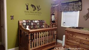 Deer Nursery Bedding Ultimate Hunter Custom Baby Bedding And Nursery Sets