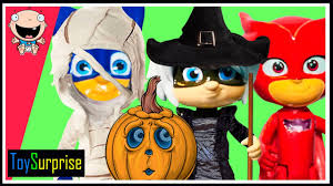 pj mask halloween episode halloween costumes dress