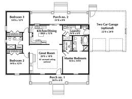 country one story house plans one story ranch house plans country house plan floor