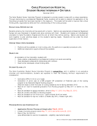 Cover Letter Templates For Nursing Resumes Cover Letter Example For Nursing Student Medical Essays
