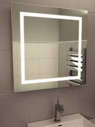 Bathroom Mirror With Lighting Bathroom Mirror With Lights Built In Lighting Lighted Mirrors