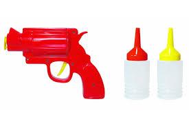 fun kitchen gadgets condiment gun home design inspiraion ideas