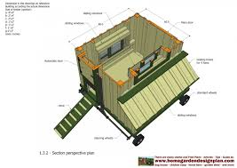 free plans best of chicken coop tractor plans plan aacsla info