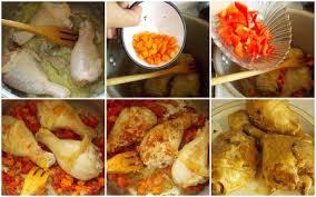 comment cuisiner le poulet riz au poulet cuisine algerienne le cuisine de samar