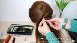 easy prom hairstyles for long bridal webm video