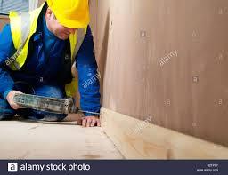 Fitting Laminate Flooring Under Skirting Boards Skirting Board Stock Photos U0026 Skirting Board Stock Images Alamy