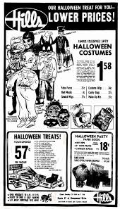 halloween journal brady u0027s lorain county nostalgia hill u0027s halloween ad u2013 october 17