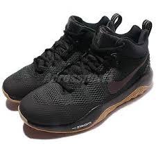 Nike Zoom nike zoom rev ep 2017 black gum basketball shoes sneakers 852423