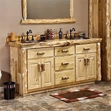 cedar log bathroom vanities mirrors cedar towel bars