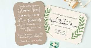 wedding brunch invitation wording ideas casual wedding