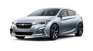 subaru hatchback 2004 subaru wants us to believe impreza concept previews 2017