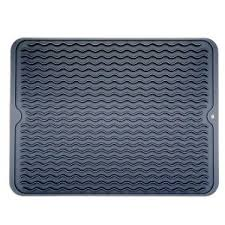kitchen drying mat top 10 best silicone dish drying mats in 2018 hqreview