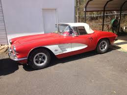 1961 corvette project for sale 1961 chevrolet corvette project car same owner for 41