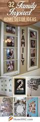 home decor picture frames 32 best family inspired home decor ideas and designs for 2017
