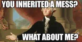 Mess Meme - trump inherited a mess album on imgur