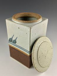 deborah vestweber kitchen canister u2013 curated ceramics
