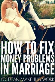 Marriage Caption How To Fix Money Problems In Marriage Jessi Fearon