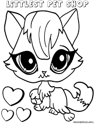 fascinating littlest pet shop coloring pages 30 about remodel