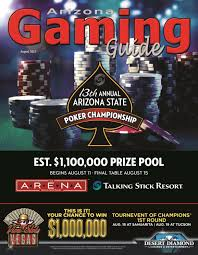 arizona gaming guide magazine august 2017 09 08 by arizona