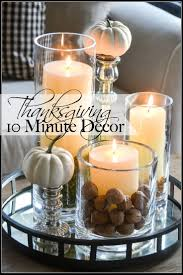 Fall Table Decorations by 130 Best Thanksgiving Centerpieces Images On Pinterest